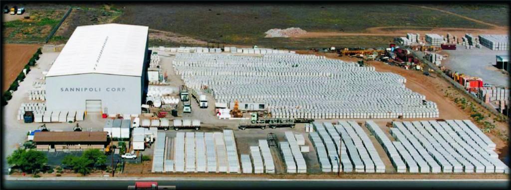 Sannipoli Corporation, Southern California Plant